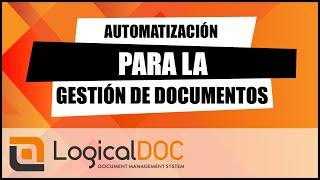 Automatización para la Gestión de Documentos