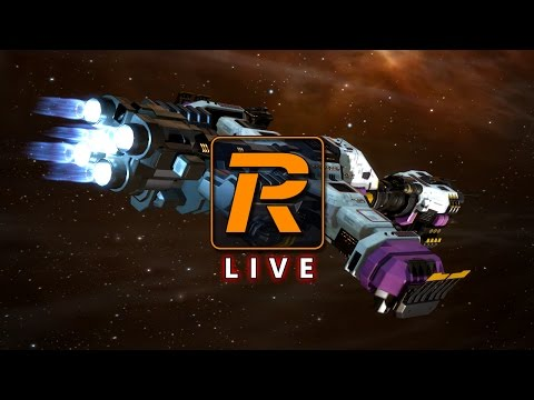 EVE Online Salvaging Level 4 Missions | Viewers' Fleet | LIVE 720p60