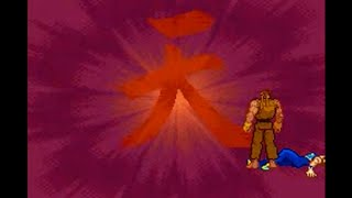 Repeat youtube video Street Fighter Alpha 3 Upper - (GBA) - [Evil Ryu] - Completo