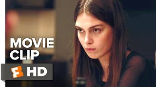 The Model Movie CLIP - Dinner (2016) - Maria Palm Movie