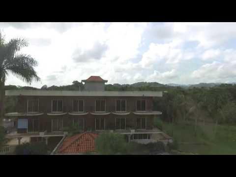 MANSION SOLAR  DRONE