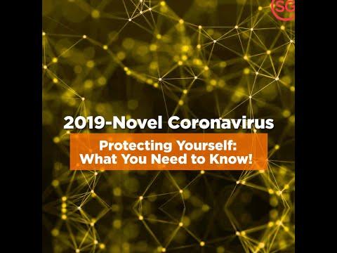 COVID-19 (Coronavirus Disease 2019): Tips on Protecting Yourself