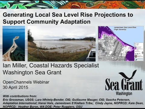 Community-Based Sea Level Rise Projections