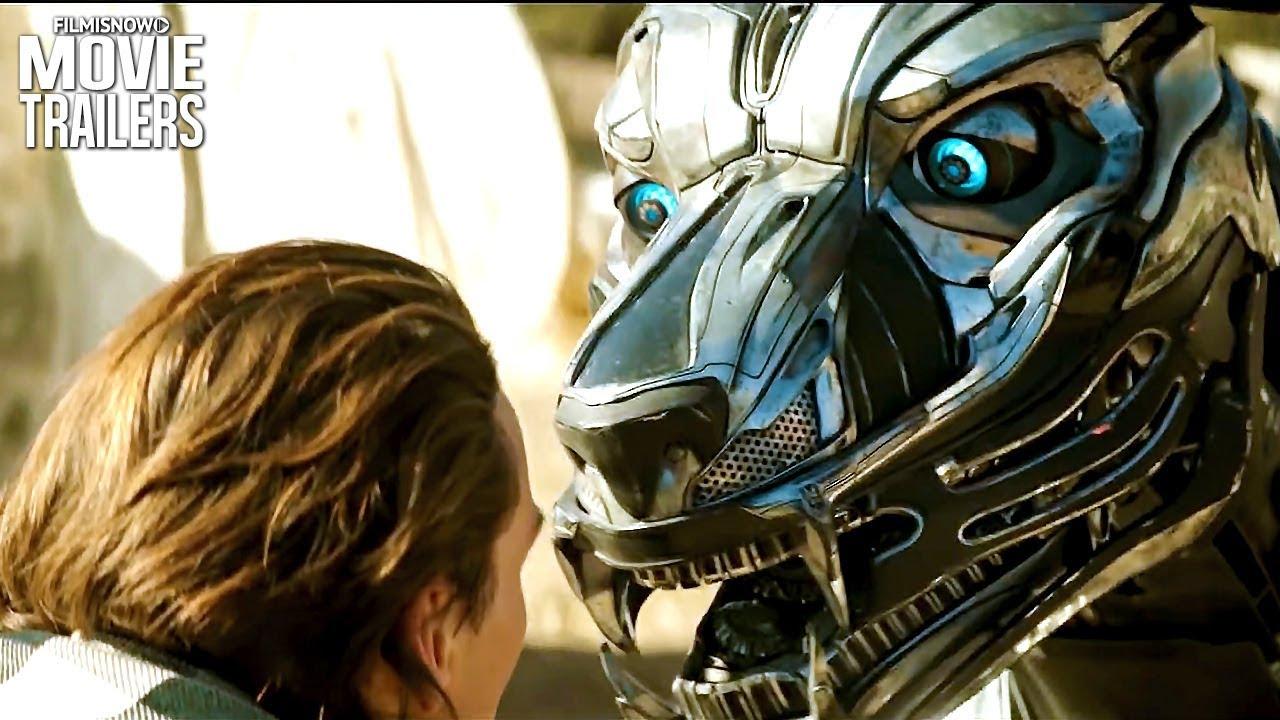 Axl Movie 2018 axl trailer #1 new (2018) - becky g sci-fi adventure movie