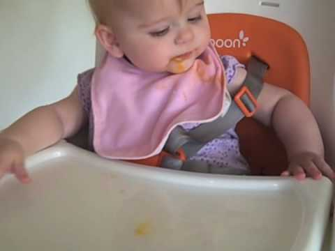 Willow's new Boon Highchair
