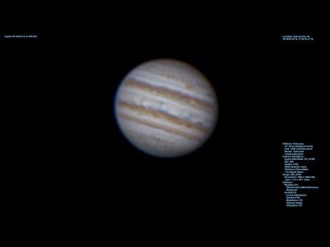 Venus, Jupiter, Saturn, Uranus, Nebula and Galaxies through my telescopes – spudwebster