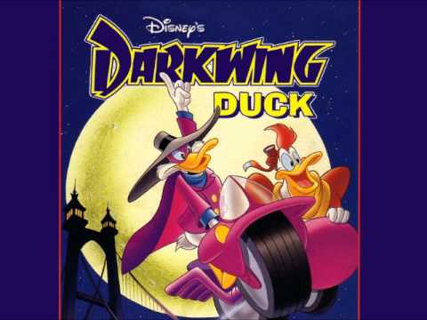 Disney's Darkwing Duck Intro Theme - HQ & Stereo