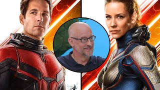 Ant-Man and the Wasp Director on Why Prequel With Michael Douglas Likely Won't Happen (Exclusiv…