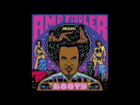 Amp Fiddler - Steppin Feat Dames Brown (Midnight Riot)