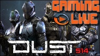 GAMING LIVE PS3 - DUST 514 - Mercenariat free-to-play