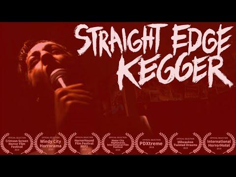 Straight Edge Kegger trailer