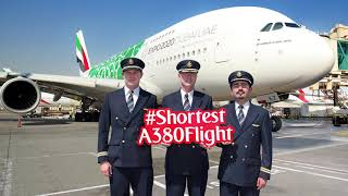 Emirates A380s land in Muscat | Emirates Airline