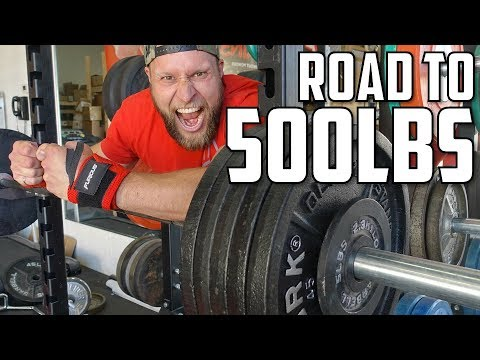 Journey to a 500lb Bench Press | Road to 500 Ep. 1