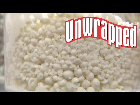 How Dippin' Dots Are Made (from Unwrapped) | Food Network