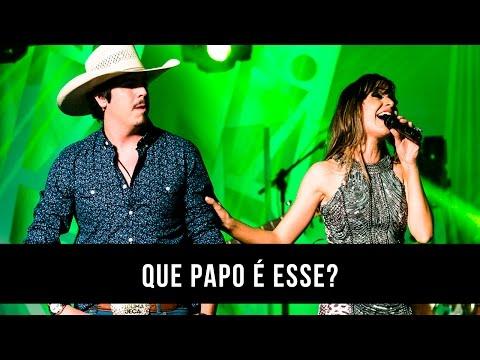 Mariana & Mateus - Que papo é esse? part. Fiduma & Jeca (DVD)