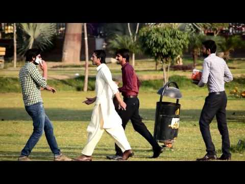 Shouting ''HELLO'' in the PUBLIC !!PRANK!! (PRANK IN PAKISTAN)