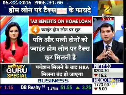 Tax Benefits on Joint Home Loan