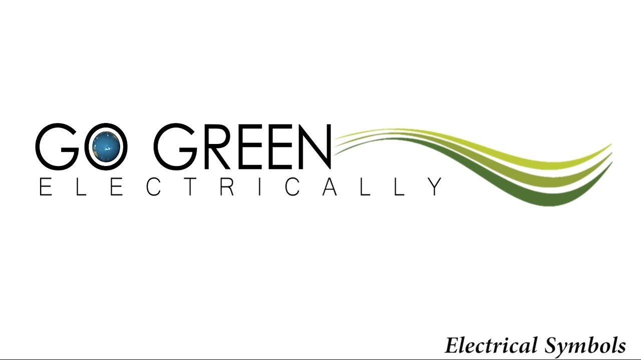 electrical symbols - go green electrically