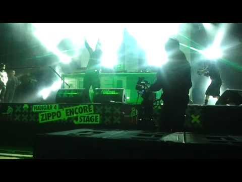 Berlin Festival 2012- Marsimoto: Sänger v. Björk, alle rasten aus