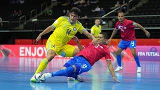 Обзор матча Казахстан Коста Рика 6 1 Чемпионат мира Групповой этап