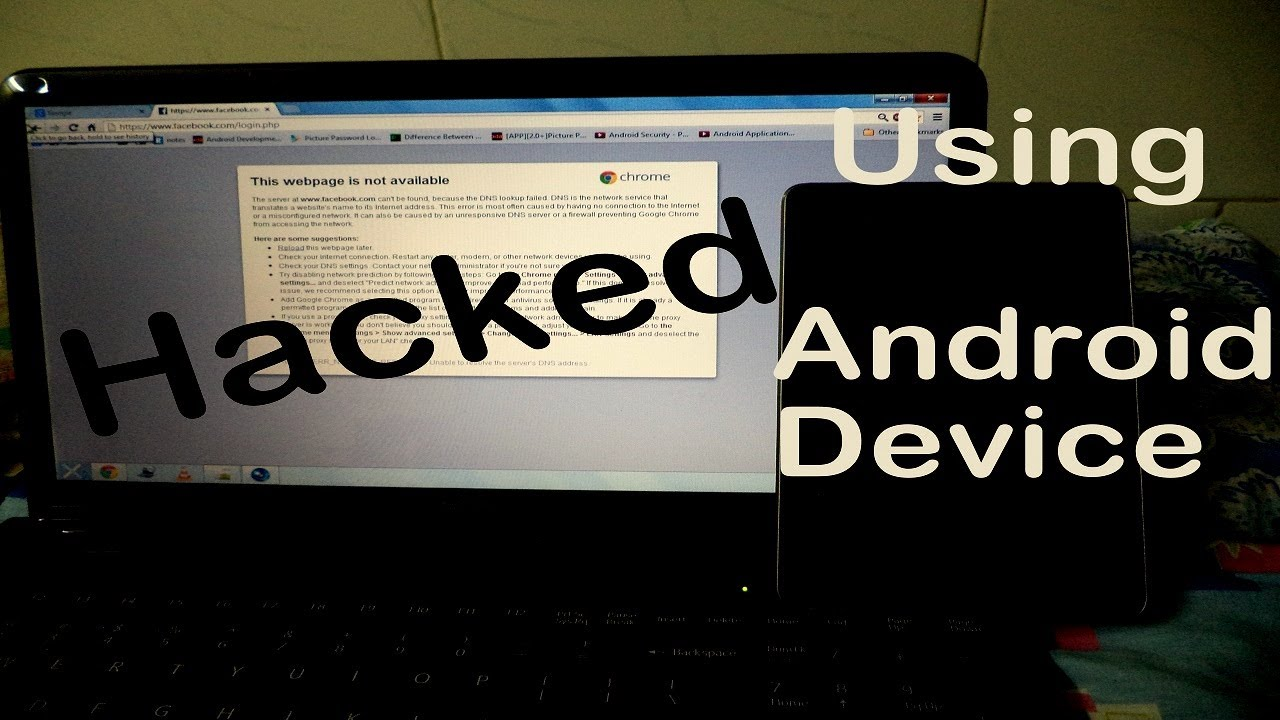 Hack Others WiFi Using Android (Network Hacking App ...