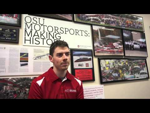 Meet Jason Ward Video from the Ohio State University EcoCAR 3 Team