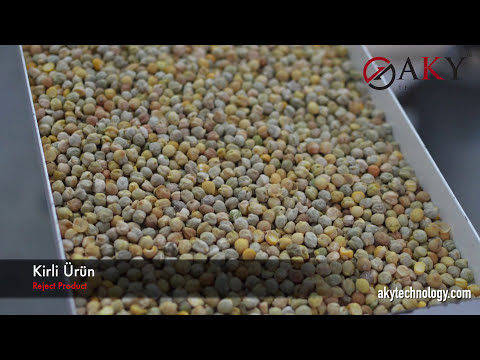 Chickpea Processing Plant AKY Technology