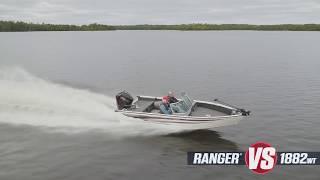 Ranger Aluminum VS1882WT Deep V On-Water Footage