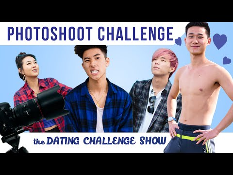The Dating Challenge Show! Ep.1 w/ Jun Curry Ahn + Jeffrey Fever!