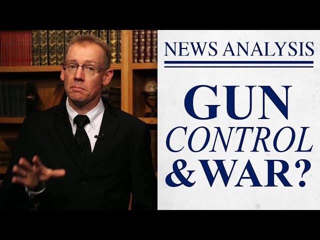 Gun Control & War in Middle East