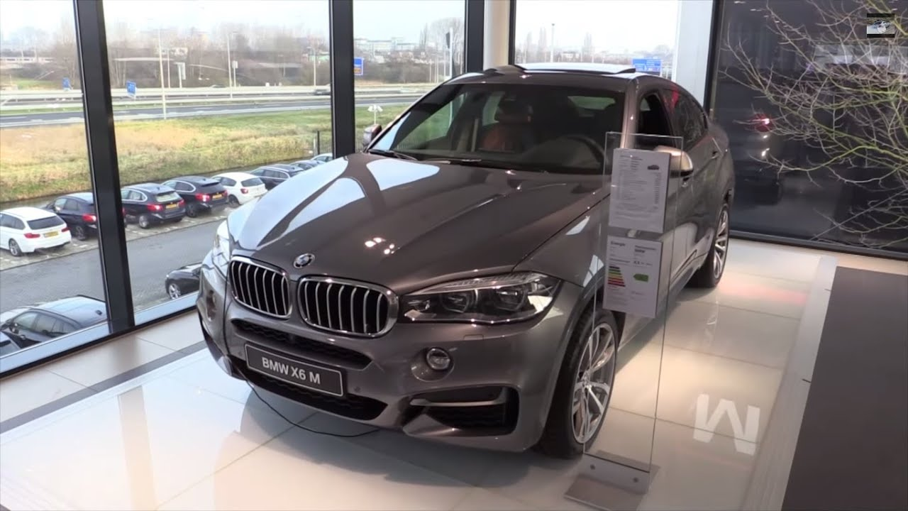 BMW X6 2016 In Depth Review Interior Exterior - YouTube