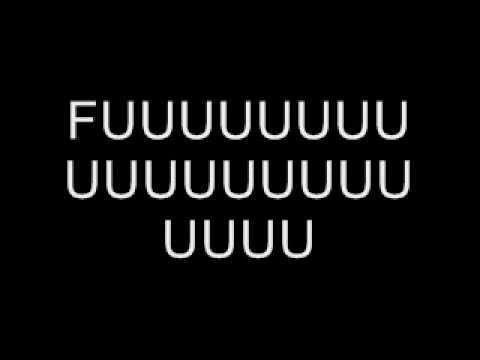 Augustus Gloop song (with weird lyrics)