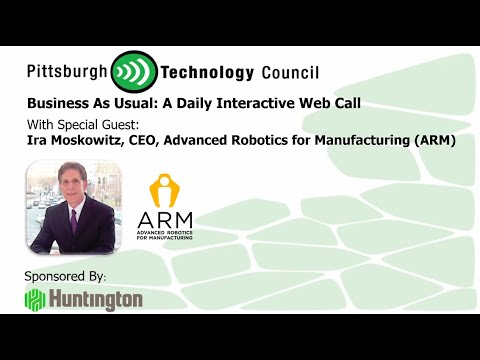 ARM CEO Goes Live on Business as Usual