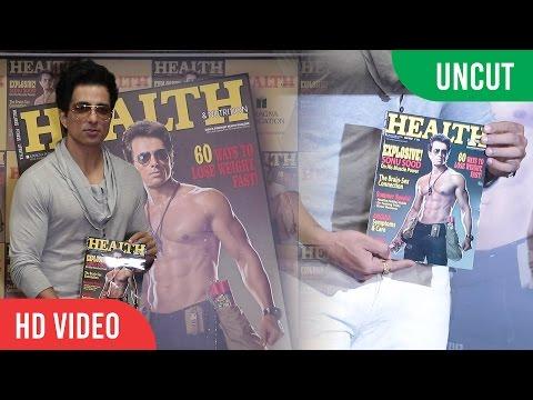UNCUT - HEALTH & NUTRITION Magazine Launch | Sonu Sood | Viralbollywood