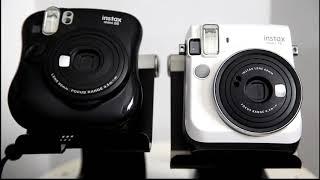Fuji Instax Mini 70 Review - Comparison to Instax Mini 25/26 - Review