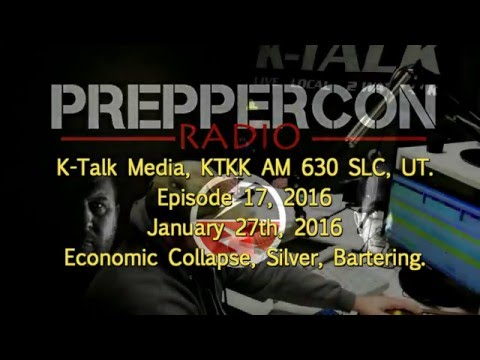 PrepperCon Radio Episode 17, 01 27 16 Thrive: