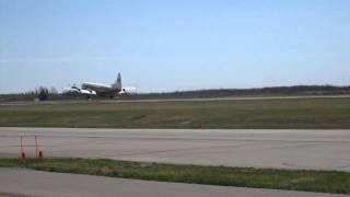 Lockheed L-188 Electra Take Off