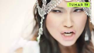 Kazak şarkısı İzin korem Zhanar Dugalova Kazakh song Turkvision 2014