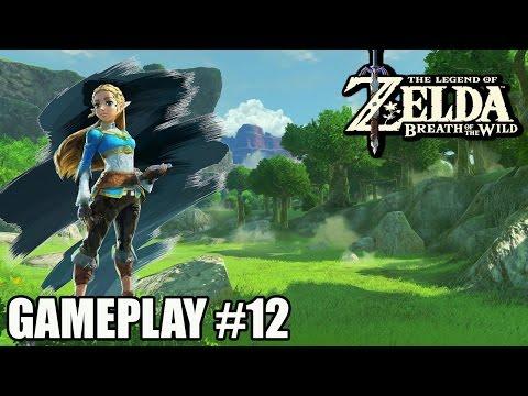 DIRECTO: The legend of Zelda: Breath of the wild #12 | Link se la juega por un beso: 3ª bestia