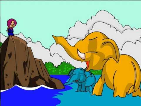 นิทานเรื่อง ตำนานหินรูปช้าง