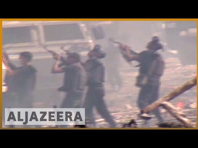 🇪🇬 Egypt marks five years since 'Rabaa massacre'   Al Jazeera English
