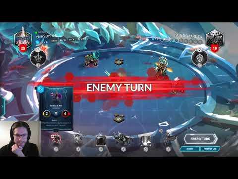Duelyst || Twin Fang + Krater Seems Good