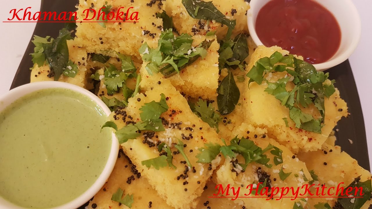 Khaman dhokla recipe in hindi gujarati snack recipe how to make khaman dhokla recipe in hindi gujarati snack recipe how to make soft spongy dhokla forumfinder