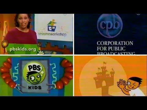 PBS Kids Preschool Program Break (2006) thumbnail