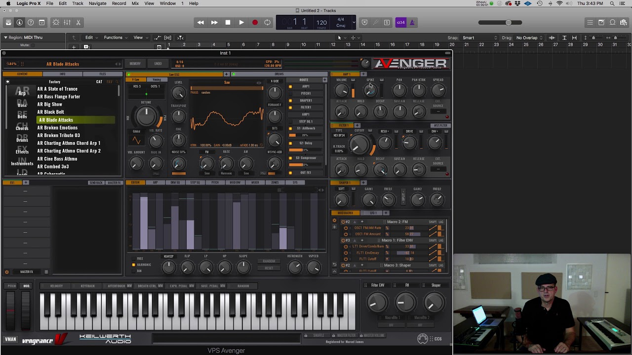 Vengeance Producer Suite - Avenger Tutorial: How to install and activate