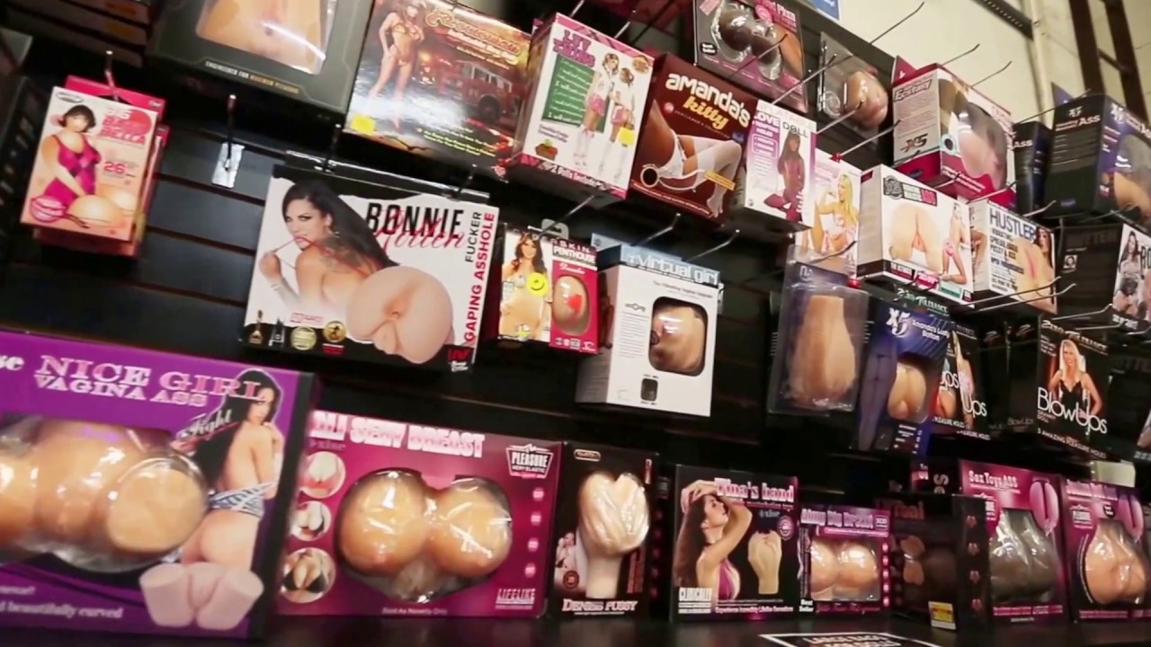 Sex Shop Booms After Rudy Giuliani Parking Lot Election Conference