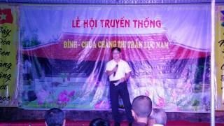 Bài Hát:Lục Nam Thị Trấn Yêu Thương - Thể Hiện:Nhạc Sỹ Ngọc Hòa.