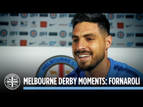 MELBOURNE DERBY MOMENTS: Bruno Fornaroli
