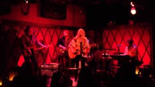 Pegi Young The Survivors Walking On A Tightrope Rockwood Music Hall NY NY 11 19 14