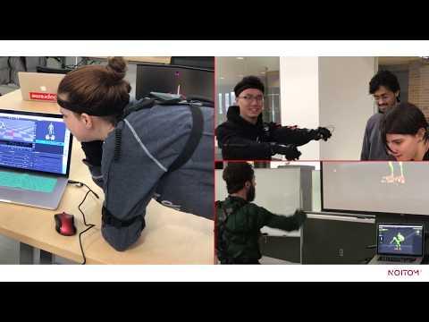 Noitom Academic Solutions with MSU School of Journalism